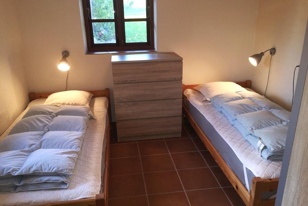 Hyggelige værelser